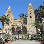 Cefalù, Sicile, Italie. Auteur et Copyright Marco Ramerini