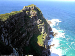 Cape Point, Cape of Good Hope Nature Reserve, Table Mountain National Park, Afrique du Sud. Author and Copyright Marco Ramerini.