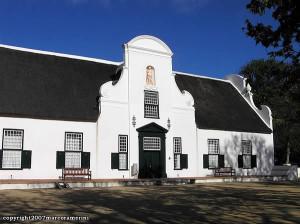 Groot Constantia, Le Cap, Afrique du Sud. Auteur et Copyright: Marco Ramerini