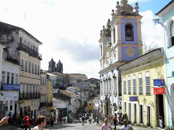 Guide de voyage du Brésil entre le bleu de l'océan et …