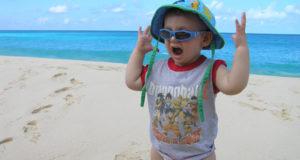 Andrea à Meads Bay, Anguilla. Auteur et Copyright Marco Ramerini