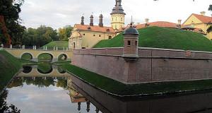 Château Nesvizh, Biélorussie. Auteur Павел Петро. No Copyright