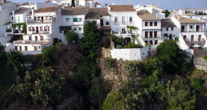 Ronda, Andalousie, Espagne. Auteur et Copyright Liliana Ramerini