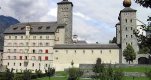Brig, Valais, Suisse. Auteur et Copyright Marco Ramerini