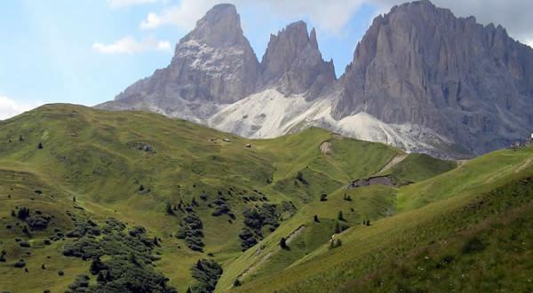 Dolomites, Italie. Auteur et Copyright Marco Ramerini