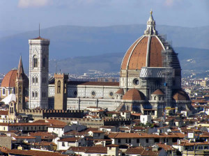 Duomo, Florence, Italie. Auteur et Copyright Marco Ramerini