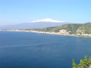 Etna, Sicile, Italie. Auteur et Copyright Marco Ramerini