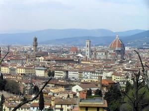 Florence, Italie. Auteur et Copyright Marco Ramerini