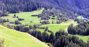Grisons, Suisse. Auteur et Copyright Marco Ramerini