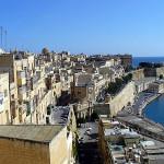 La Valette, Malte. Auteur et Copyright Liliana Ramerini