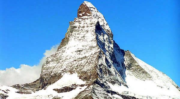 Cervin (Matterhorn/Cervino), Suisse/Italie. Auteur et Copyright Marco Ramerini