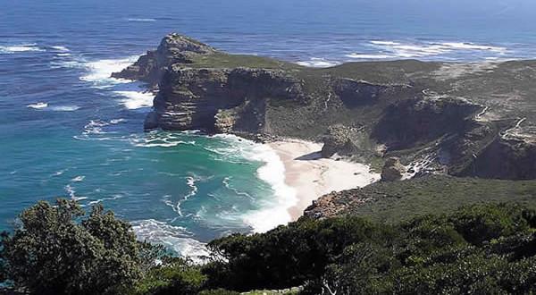Le Cap de Bonne-Espérance et Diaz Beach, Afrique du Sud. Author and Copyright Marco Ramerini