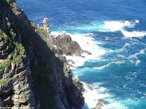 Cape Point, Cape of Good Hope Nature Reserve, Table Mountain National Park, Afrique du Sud. Author and Copyright Marco Ramerini.