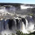 Chutes d'Iguazu, Brésil-Argentine. Author and Copyright Marco Ramerini