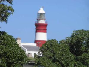 Le phare de Cap des Aiguilles, Afrique du Sud. Author and Copyright Marco Ramerini