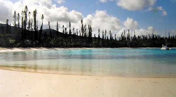 Kanumera, Île des Pins, Nouvelle-Calédonie. Author and Copyright Marco Ramerini