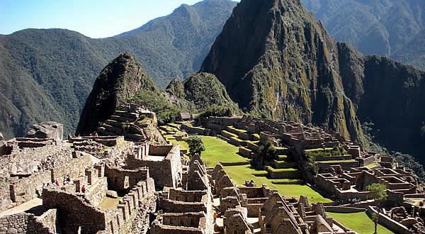 Machu Picchu, Pérou. Author and Copyright Nello and Nadia Lubrina