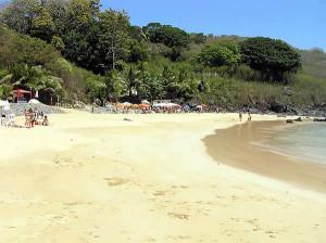 Praia do Cachorro, Fernando de Noronha, Brésil. Author and Copyright Marco Ramerini