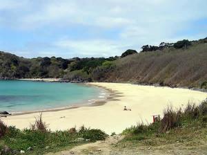 Praia do Meio, Fernando de Noronha, Brésil. Author and Copyright Marco Ramerini