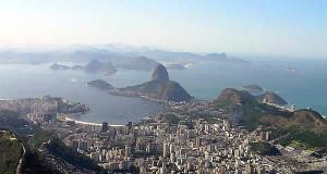 Rio de Janeiro, Brésil. Author and copyright Marco Ramerini