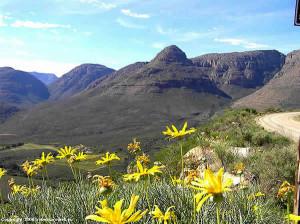 Cederberg, Afrique du Sud. Author and Copyright Marco Ramerini...