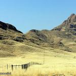 Namib Rand, Namibie. Author and Copyright Marco Ramerini