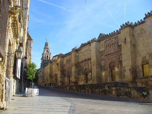 Mezquita-cathédrale de Cordoue, Andalousie, Espagne. Author and Copyright Liliana Ramerini