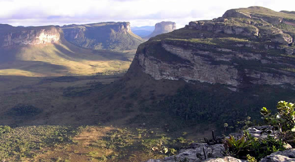 Chapada Diamantina, Bahia, Brésil. Author and Copyright Marco Ramerini