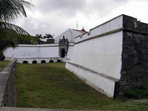 Forte do Brum, Recife, Pernambuco, Brésil. Author and Copyright Marco Ramerini