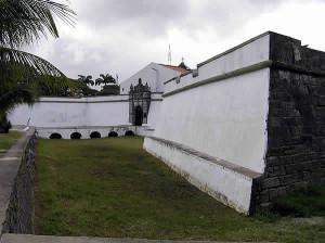 Forte do Brum, Recife, Pernambuco, Brésil. Author and Copyright Marco Ramerini