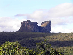 Morro do Camelo, Chapada Diamantina, Bahia, Brésil. Author and Copyright Marco Ramerini