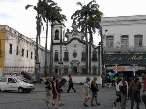 Recife, Pernambuco, Brésil. Author and Copyright Marco Ramerini.
