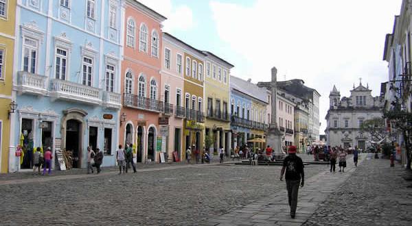 Salvador de Bahía, Bahía, Brésil. Author and Copyright Marco Ramerini....
