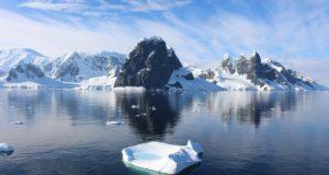 Cape Renard et les Una Peaks, Lemaire Channel, Antarctique. Auteur et Copyright Marco Ramerini