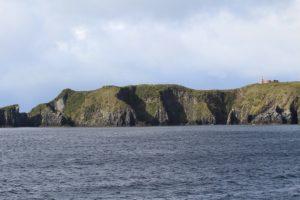 Le phare sur le cap Horn, Cap Horn, Chili. Auteur et Copyright Marco Ramerini.