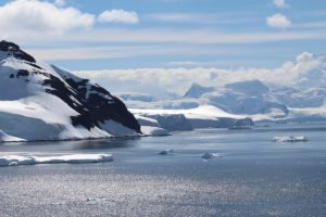 Paradise Harbor, Antarctique. Auteur et Copyright Marco Ramerini