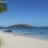 La plage du Paradise Beach Resort, Nacula, îles Yasawa, Fidji. Auteur et Copyright Marco Ramerini