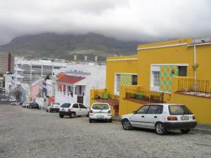Bo-Kaap, Le Cap, Afrique du Sud. Auteur et Copyright Marco Ramerini