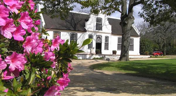 Boschendal, Franschhoek, Afrique du Sud. Auteur et Copyright Marco Ramerini