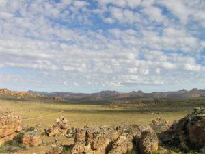 Cederberg, Afrique du Sud. Auteur et Copyright Marco Ramerini