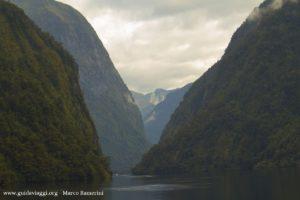 Doubtful Sound, Nouvelle-Zélande. Auteur et Copyright Marco Ramerini