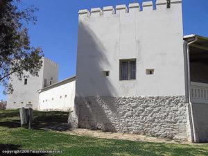Le fort allemande d'Alte Feste, Windhoek, Namibie. Auteur et Copyright Marco Ramerini