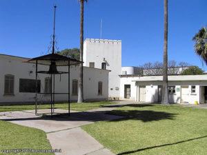 Le fort allemand d'Alte Feste, Windhoek, Namibie. Auteur et Copyright Marco Ramerini