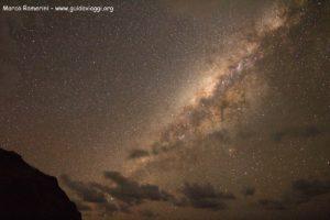La Voie Lactée, Kuata, îles Yasawa, Fidji. Auteur et Copyright Marco Ramerini,