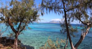 Le lagon de Narara et Naukacuvu, îles Yasawa, Fidji. Auteur et Copyright Marco Ramerini