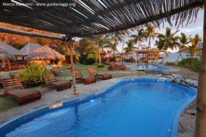 La piscine, Kuata, îles Yasawa, Fidji. Auteur et Copyright Marco Ramerini