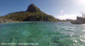 Lagune bleue, Sawa-I-Lau, Yasawa, Fidji. Auteur et Copyright Marco Ramerini.