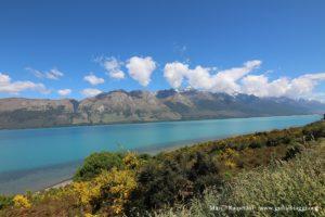 Lake Wakatipu, Nouvelle-Zélande. Auteur et Copyright Marco Ramerini