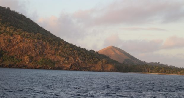 Mont Tamasua, Nabukeru, Yasawa, Fidji. Auteur et copyright Marco Ramerini.