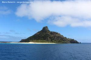 Île de Monuriki, Mamanuca, Fidji. Auteur et Copyright Marco Ramerini.